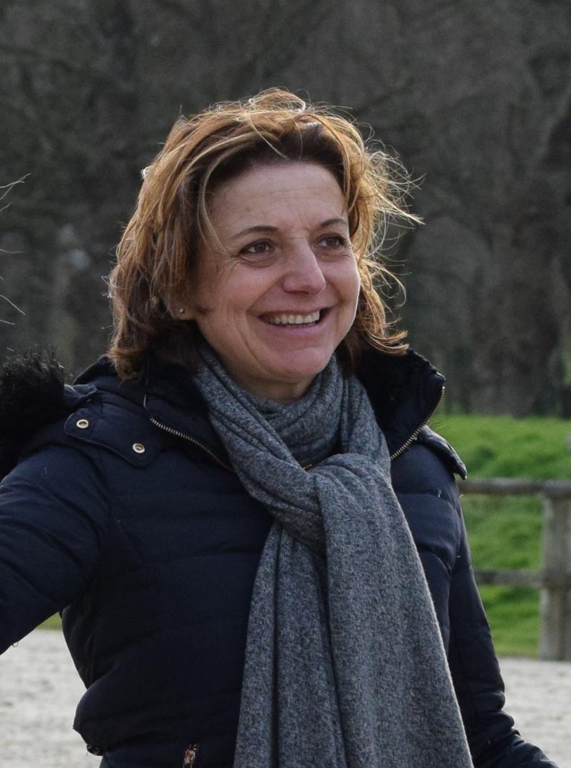 Alexandra Ledermann, de retour au Haras national !