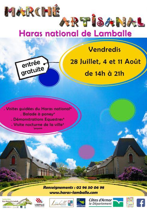Les Animations Estivales incontournables du Haras national de Lamballe