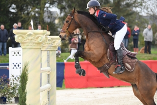 27/10/2017 ; Lamballe ; TDA Lamballe 2017 - Agence Ecary - 27/10/2017 ; Lamballe ; TDA Lamballe 2017 ; dimanche as elite ; 110003, NOUVELLE ROSE, CAMILLE LUCAS ; Agence Ecary